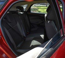 2012 Ford Focus LW Ambiente Red 5 Speed Manual Hatchback.