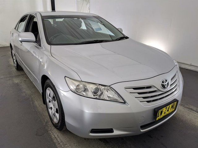 Used Toyota Camry ACV40R Altise Maryville, 2008 Toyota Camry ACV40R Altise Silver 5 Speed Automatic Sedan