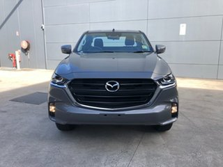 2021 Mazda BT-50 TFS40J XT Freestyle Concrete Grey 6 Speed Sports Automatic Cab Chassis.