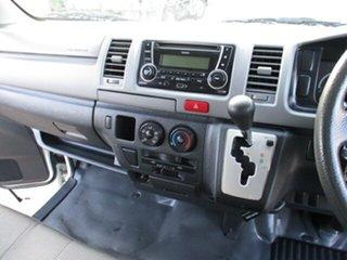 2013 Toyota HiAce LWB White 4 Speed Automatic Van