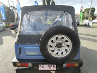 1998 Suzuki Sierra Limited Edition JX Blue 5 Speed Manual Softtop