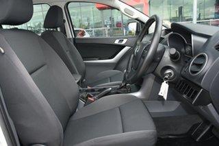 2016 Mazda BT-50 UR0YF1 XTR White 6 Speed Sports Automatic Utility