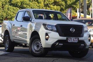 2021 Nissan Navara D23 MY21 SL 4x2 White Diamond 6 Speed Manual Utility.