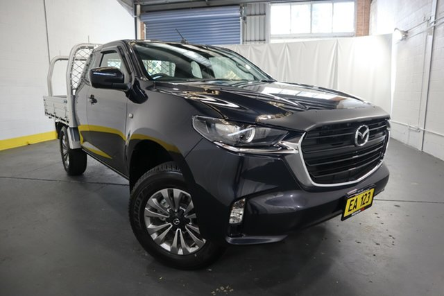 Used Mazda BT-50 TFS40J XT Freestyle Castle Hill, 2020 Mazda BT-50 TFS40J XT Freestyle Blue 6 Speed Sports Automatic Cab Chassis