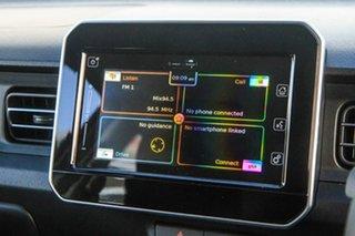 2021 Suzuki Ignis MF Series II GL Ivory 5 Speed Manual Hatchback
