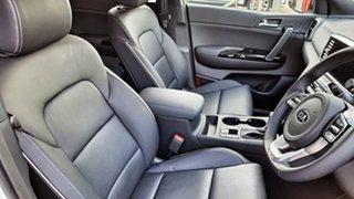 2021 Kia Sportage QL MY21 GT-Line AWD Snow White Pearl 6 Speed Sports Automatic Wagon