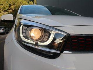 2019 Kia Picanto JA MY20 GT White 5 Speed Manual Hatchback.