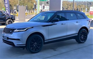 2017 Land Rover Range Rover Velar L560 MY18 Standard R-Dynamic SE Silver 8 Speed Sports Automatic