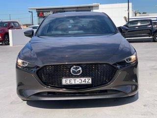2019 Mazda 3 BP2H7A G20 SKYACTIV-Drive Evolve Titanium Flash 6 Speed Sports Automatic Hatchback