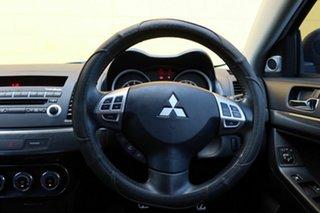 2011 Mitsubishi Lancer CJ MY11 VR X Red 5 Speed Manual Sedan