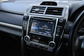 2016 Toyota Camry ASV50R Atara S Silver 6 Speed Sports Automatic Sedan