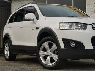 2012 Holden Captiva CG Series II MY12 7 AWD CX /cloth 6 Speed Sports Automatic Wagon.