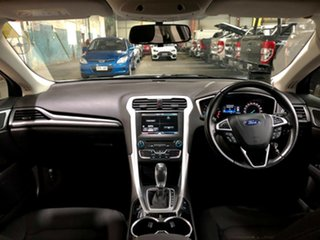 2015 Ford Mondeo MD Ambiente White 6 Speed Sports Automatic Dual Clutch Wagon