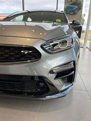 2021 Kia Cerato BD MY21 GT DCT Steel Grey 7 Speed Sports Automatic Dual Clutch Hatchback