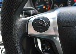 2012 Ford Focus LW Ambiente Red 5 Speed Manual Hatchback