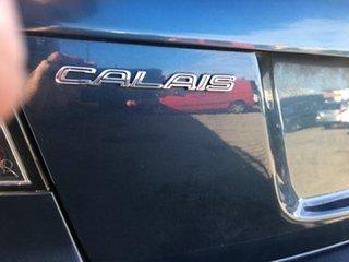 2009 Holden Calais VE MY09.5 Blue 5 Speed Sports Automatic Sedan