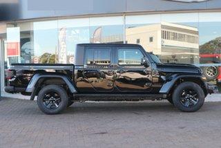 2021 Jeep Gladiator JT MY21 V2 Night Eagle Pick-up Black 8 Speed Automatic Utility