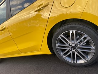 2021 Kia Rio YB MY21 SX Mighty Yellow 6 Speed Automatic Hatchback