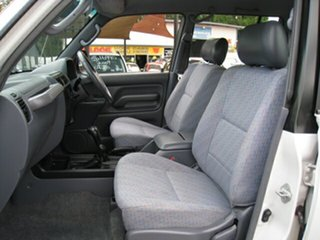 1999 Toyota Landcruiser Prado VZJ95R GXL (4x4) White 4 Speed Automatic 4x4 Wagon