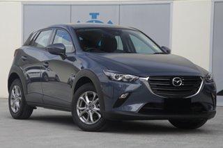 2021 Mazda CX-3 DK2W76 Maxx SKYACTIV-MT FWD Sport Polymetal Grey 6 Speed Manual Wagon.