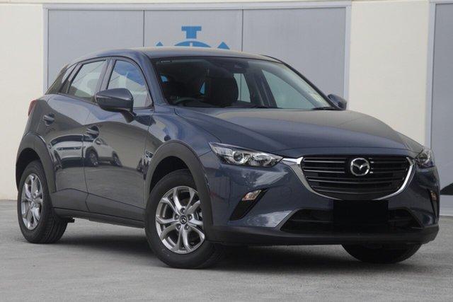 New Mazda CX-3 DK2W76 Maxx SKYACTIV-MT FWD Sport Kirrawee, 2021 Mazda CX-3 DK2W76 Maxx SKYACTIV-MT FWD Sport Polymetal Grey 6 Speed Manual Wagon