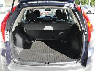2012 Honda CR-V RM VTi-S 4WD Blue 5 Speed Automatic Wagon