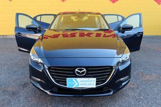 2017 Mazda 3 BN5478 Neo SKYACTIV-Drive Blue 6 Speed Sports Automatic Hatchback.