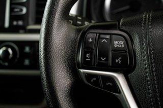 2018 Toyota Kluger GSU50R GX 2WD Crystal Pearl 8 Speed Sports Automatic Wagon
