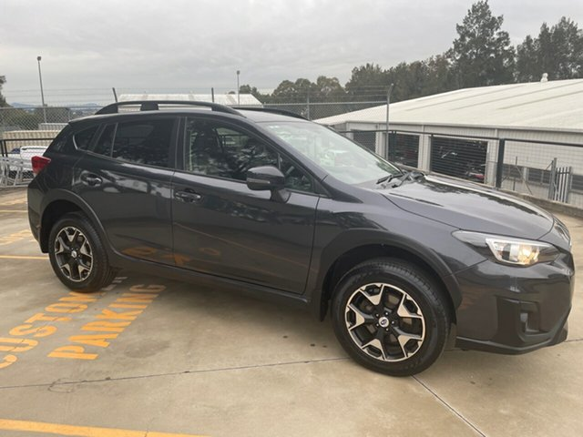 Used Subaru XV G5X MY18 2.0i-L Lineartronic AWD Maitland, 2018 Subaru XV G5X MY18 2.0i-L Lineartronic AWD Grey 7 Speed Constant Variable Wagon