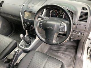 2017 Isuzu D-MAX TF MY15.5 LS-M HI-Ride (4x4) White 5 Speed Manual Crew Cab Utility.