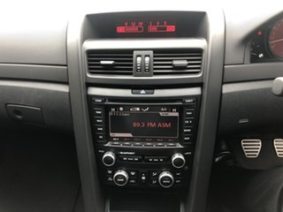 2008 Holden Commodore VE SS V Phantom 6 Speed Manual Sedan