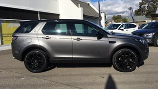 2015 Land Rover Discovery Sport L550 15MY HSE Grey 6 Speed Manual Wagon