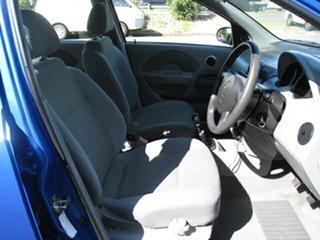 2003 Daewoo Kalos T200 Blue 5 Speed Manual Sedan