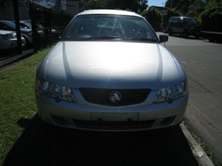 2003 Holden Commodore VY II Exeutive Silver 4 Speed Automatic Wagon.