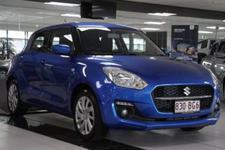 2021 Suzuki Swift AZ Series II GL Navigator Speedy Blue 5 Speed Manual Hatchback.