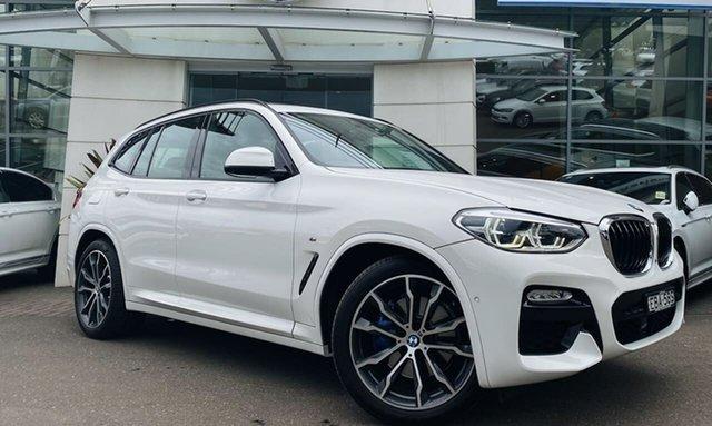 Used BMW X3 G01 xDrive30i Steptronic Sutherland, 2019 BMW X3 G01 xDrive30i Steptronic White 8 Speed Sports Automatic Wagon