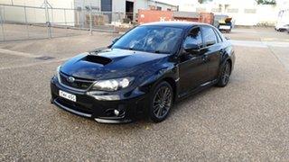 2012 Subaru WRX MY12 Premium (AWD) Black 5 Speed Manual Sedan