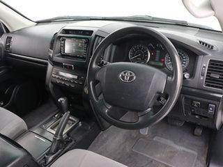 2008 Toyota Landcruiser UZJ200R GXL (4x4) White 5 Speed Automatic Wagon