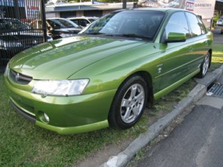 2002 Holden Commodore VY S Finance $46 Per Week Green 4 Speed Automatic Sedan.