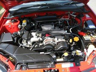 2005 Subaru Impreza RS Red 5 Speed Manual Hatchback