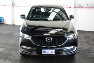 2020 Mazda CX-5 MY19 (KF Series 2) Akera (4x4) Black 6 Speed Automatic Wagon.