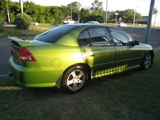 2002 Holden Commodore VY S Finance $46 Per Week Green 4 Speed Automatic Sedan