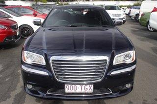 2012 Chrysler 300 LX MY12 C E-Shift Blue 8 Speed Sports Automatic Sedan.