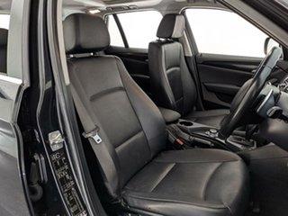 2010 BMW X1 E84 xDrive23d Steptronic Black 6 Speed Sports Automatic Wagon