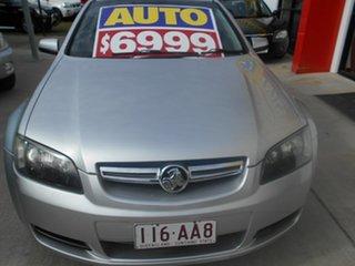 2009 Holden Commodore VE MY10 International Sportwagon Silver 6 Speed Sports Automatic Wagon.