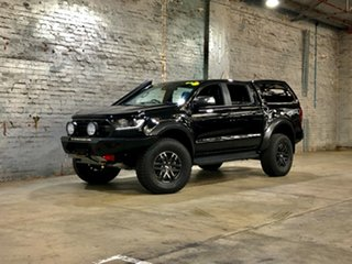 2018 Ford Ranger PX MkIII 2019.00MY Raptor Black 10 Speed Sports Automatic Utility.