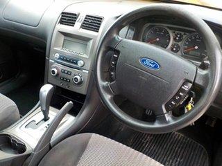 2006 Ford Falcon BF XT Grey 4 Speed Auto Seq Sportshift Sedan