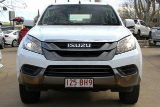 2016 Isuzu MU-X MY15 LS-U Rev-Tronic White 5 Speed Sports Automatic Wagon.