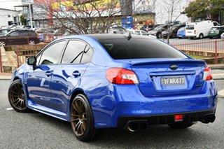 2017 Subaru WRX V1 MY18 Lineartronic AWD Blue 8 Speed Constant Variable Sedan.
