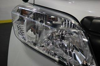 2013 Toyota Landcruiser Prado KDJ150R GX White 6 Speed Manual Wagon